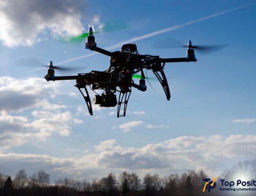 Drones, una tendencia tecnológica en despegue en el e-commerce
