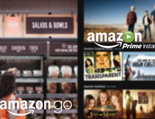 'Amazon Go', 'Amazon Prime Video'… ¿algo más?