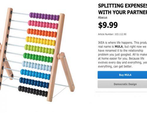 Publicidad en Internet: Ikea opta por el SEM para su nueva campaña publicitaria