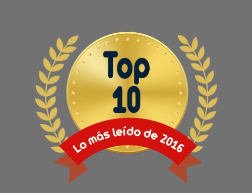 El Top 10 de nuestros post más leídos