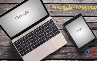 Principales búsqueda en Google en 2016