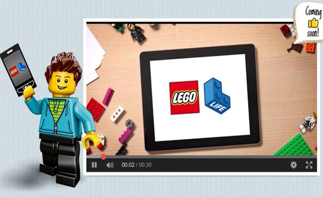 Lego life la red social para ni os posicionamiento en - Construcciones de lego para ninos ...