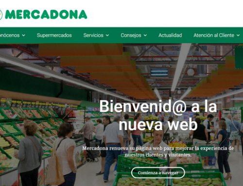¿Mejorará Mercadona la UX de su tienda online?