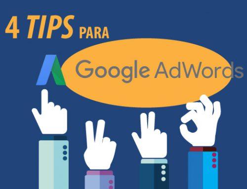 Publicidad en Internet: 4 tips para campañas de Adwords