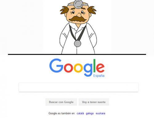 Porqué mejorar tu posicionamiento en Google si quieres dar respuesta a consultas médicas