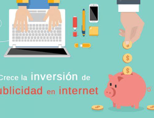La inversión de publicidad en Internet aumenta un 21,47% en 2016