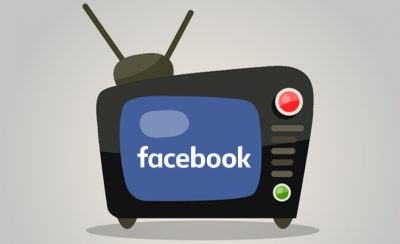 facebook television
