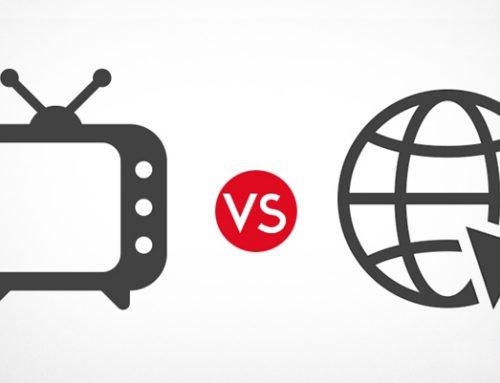 La publicidad en Internet supera en inversión a la de televisión en Europa