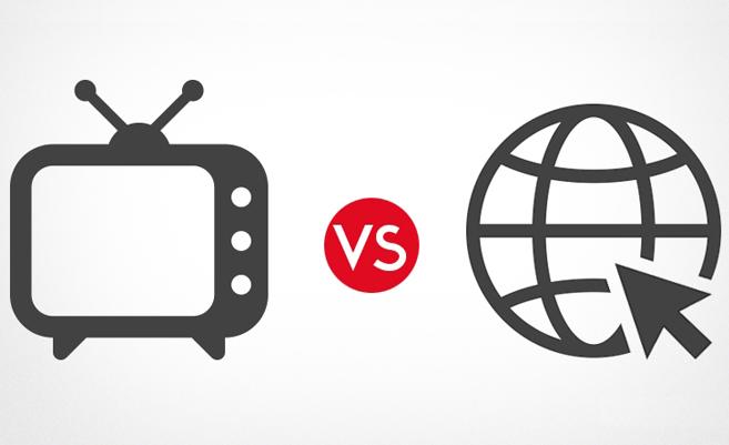 La publicidad en Intertet supera en inversión a la de televisión en Europa