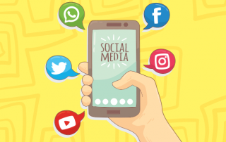 Redes sociales raras