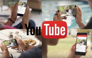 Actualizaciones YouTube