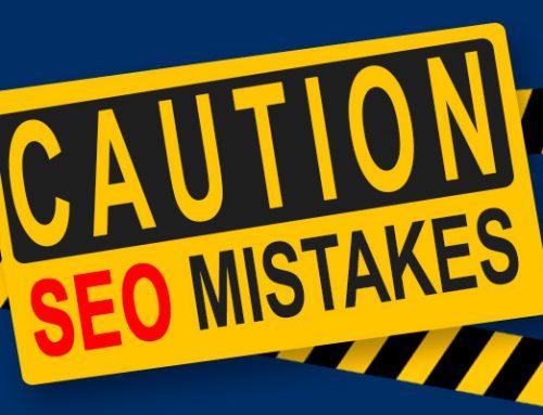 ¿Cuáles son los errores más comunes en SEO y cómo solucionarlos?