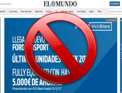 Google Chrome bloqueará anuncios inadecuados a partir del 15 de febrero