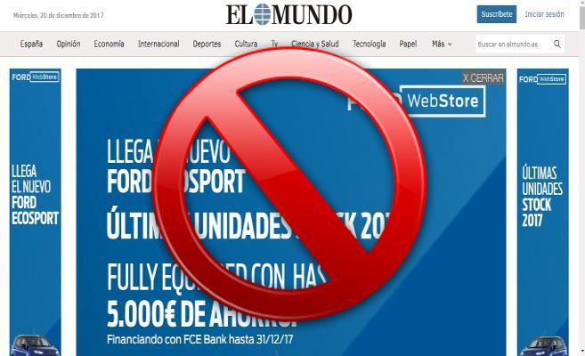 Google Chrome eleminará anuncios inadecuados a partir del 15 de febrero