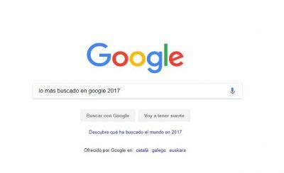 busquedas google 2017