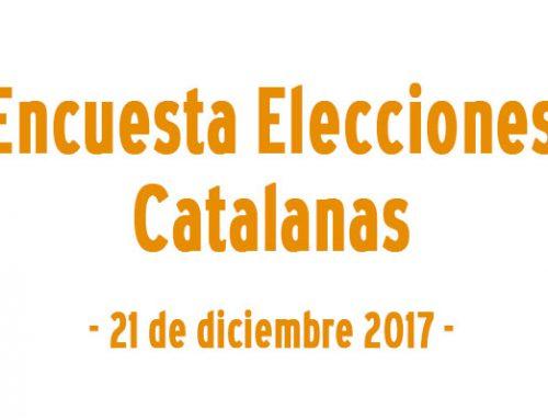 Encuesta digital: Ciudadanos ganará las elecciones catalanas