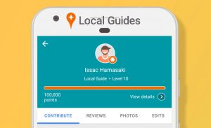 Programa Google Local Guides