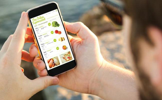 Los productos frescos se resisten a la cesta online