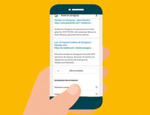 """Google cambia las páginas por un botón de """"Más resultados"""" para búsquedas en móviles"""
