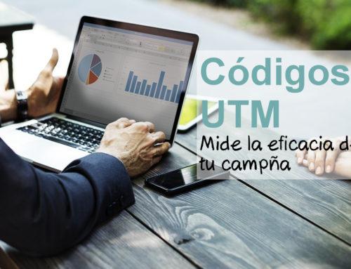 Códigos UTM para rastrear el tráfico web