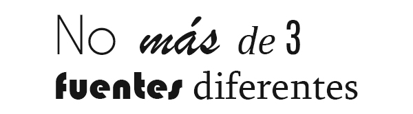 fuentes-diferentes