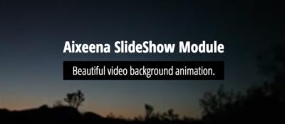 Aixeena Slideshow Module