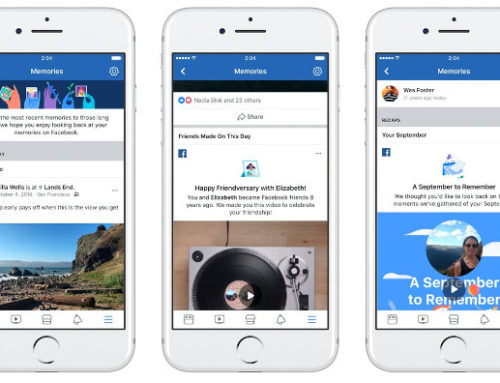 Memories, o como recuperar tus mejores recuerdos en Facebook