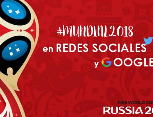 El Mundial 2018 se juega en las Redes Sociales (y en Google)