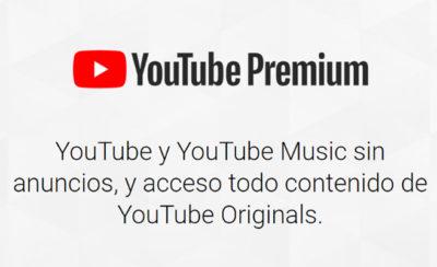 Funcionalidades YouTube Premium