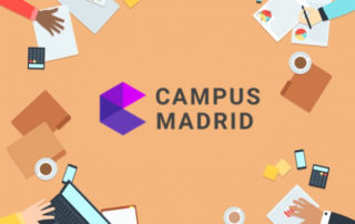 Campus Madrid. Google. Informe anual