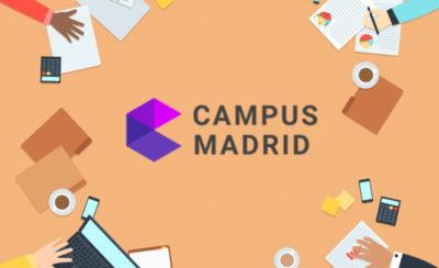 Campus Madrid. Google. Informe anual