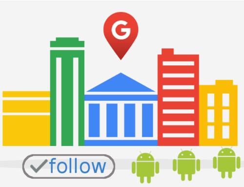Google cierra Google+ pero pone un botón de 'follow' en fichas de Google Maps