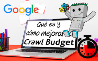 mejorar crawl budget