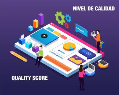 quality score nivel de calidad
