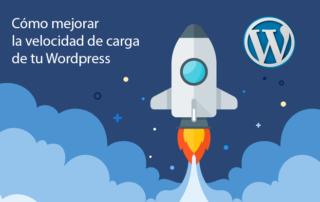 aumentar velocidad de carga wordpress