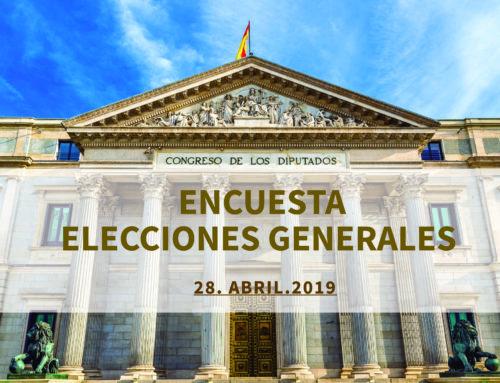 Encuestas elecciones generales 2019 | Top Position – Encuestas Digitales