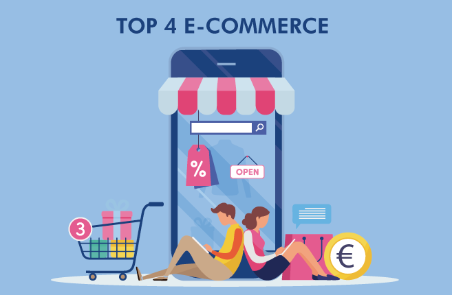 top-4-e-commerce