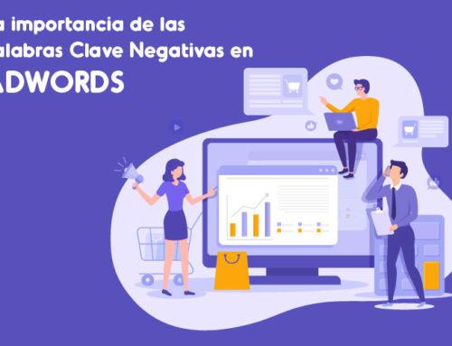 La importancia de las Palabras Clave Negativas en AdWords