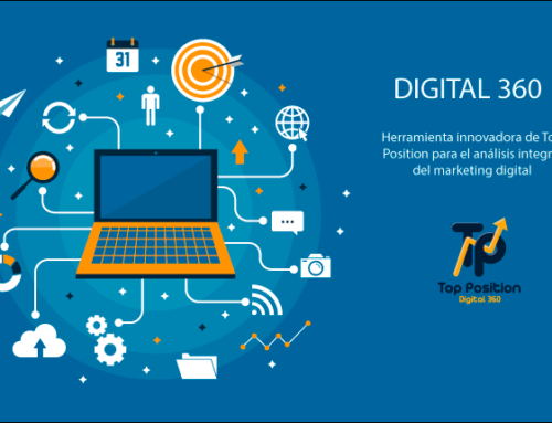 Digital 360, herramienta innovadora de Top Position para el análisis integral del marketing digital