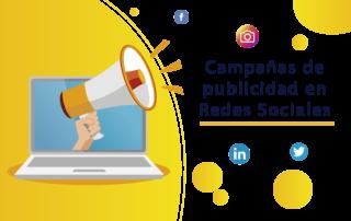 Campañas de publicidad en redes sociales