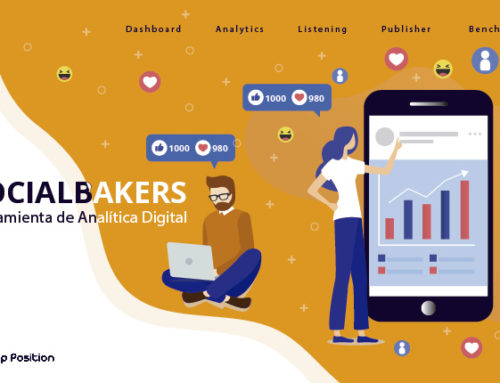 Herramienta de analítica digital Socialbakers