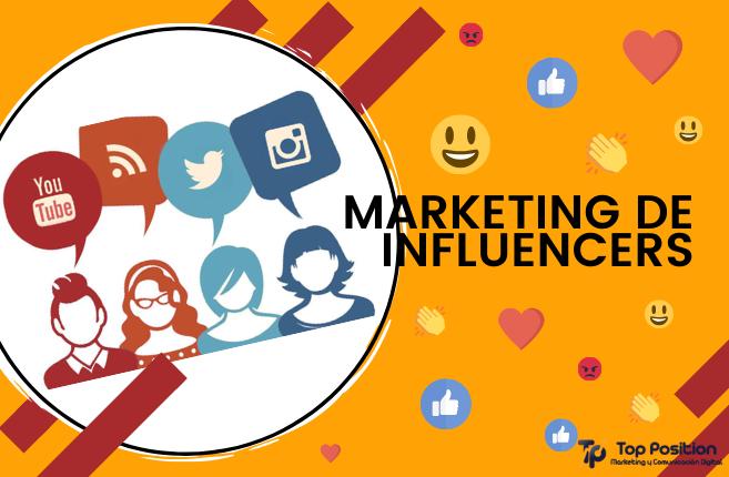 marketing de influencers, estrategia influencers, estrategia marketing con influencers