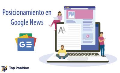 posicionamiento google news