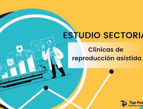 Estudio sectorial: las clínicas de reproducción asistida podían ser más fértiles en Internet
