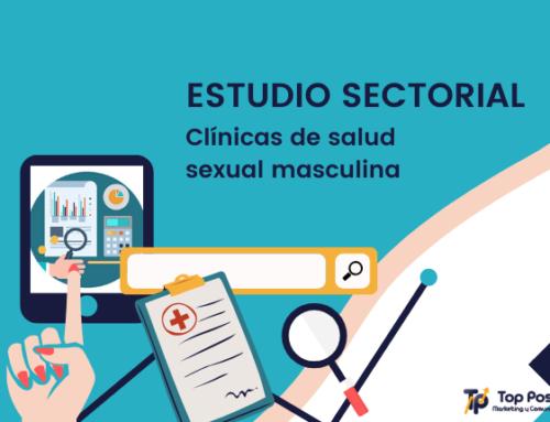 Estudio sectorial: la presencia en Internet de las Clínicas de Salud Sexual Masculina