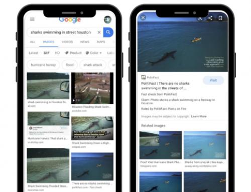 Google incluye el 'fact check' en las imágenes de Google