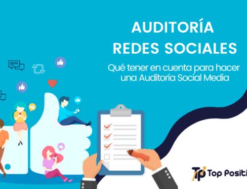 Auditoria de Redes Sociales