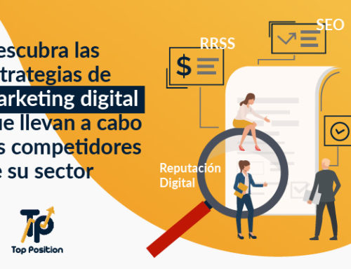 Análisis comparativo de marketing digital de su sector