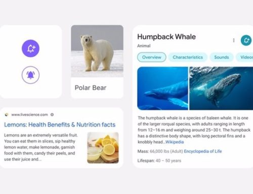 Google presenta nuevo diseño en la versión para móviles de su Buscador