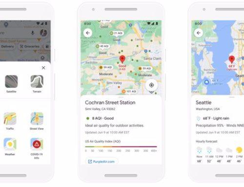 Google Maps aumentará a España el modo de conducción del Asistente
